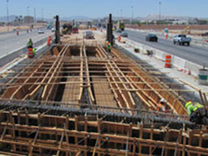 I-215 Airport Connector Phase 1