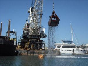 San Francisco Marina Yacht Harbor, West Harbor Renovation