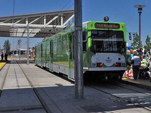 Sacramento Regional Transit District – Green Line Light Rail Extension Project