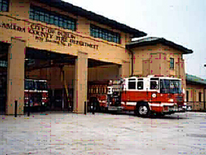 Dublin Fire Stations 17 & 18