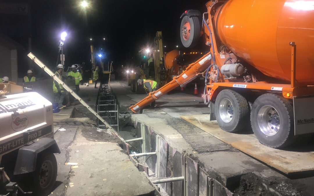 City of San Bruno Crystal Springs Road Sewer Main Replacement Project