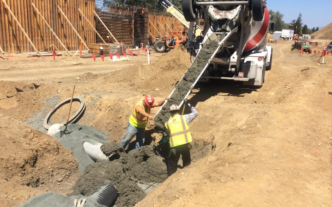 City of Cupertino Public Works Mitigation Projects