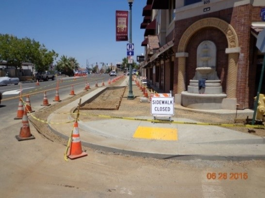 City of Lincoln Lincoln Boulevard Improvement Project